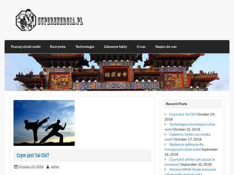 Superenergia.pl - panele fotowoltaiczne