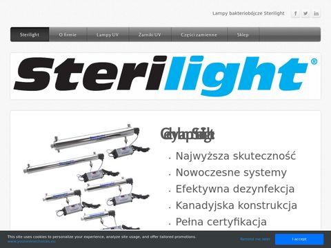 Sterilight.weebly.com - kanadyjska konstrukcja