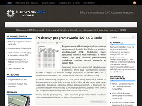Sterownikcnc.com.pl - maszyn