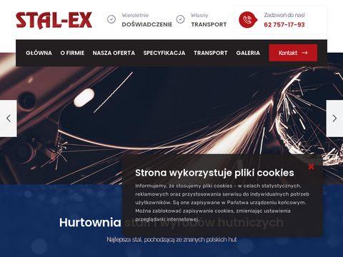 P.H.U STAL-EX Sp.J. materiały budowlane