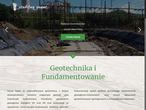 Stabilnygrunt.pl badania gruntu Wielkopolska