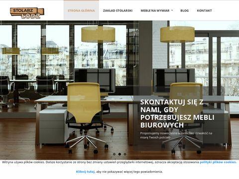 Stolarzlodz.pl meble kuchenne