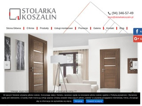 Stolarkakoszalin.pl okna Białogard