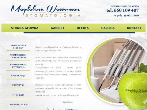 Magdalena Wasserman gabinet stomatologiczny