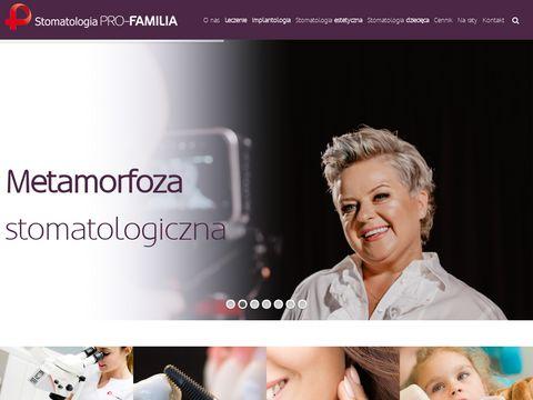Stomatologia.pro-familia.pl