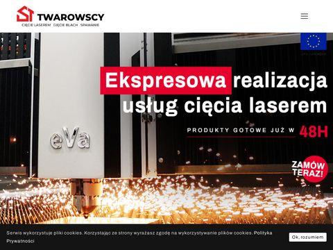Stlaser.pl dokumentacja CAD Białystok