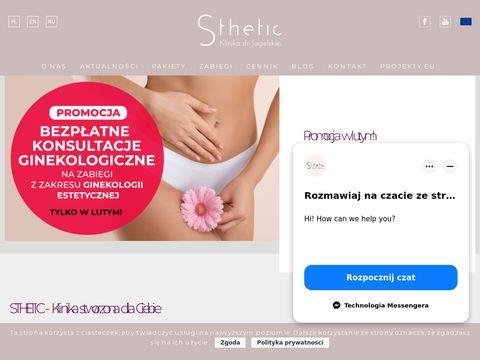 Stetic.pl - dermatolog