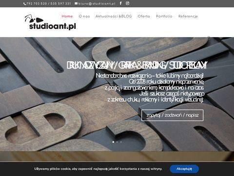 Studio Ant - Agencja Reklamowa Kielce