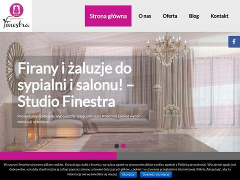 Studio Finestra rolety
