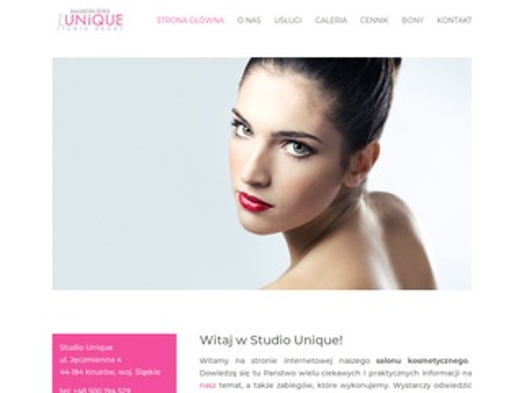 Unique studio urody