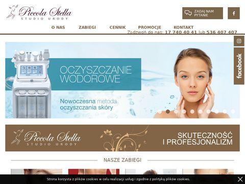 Gabinet kosmetyczny Piccola Stella