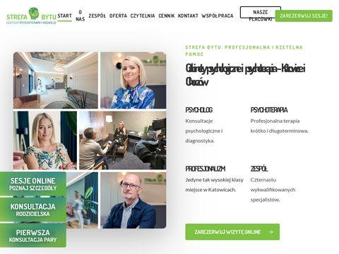 Strefabytu.pl psychoterapia