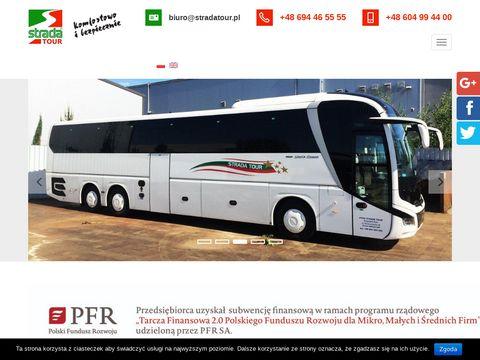 Strada Tour Dyla K. autokar na pielgrzymkę