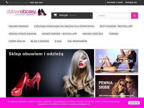 Styloweobascy.pl - obuwie damskie