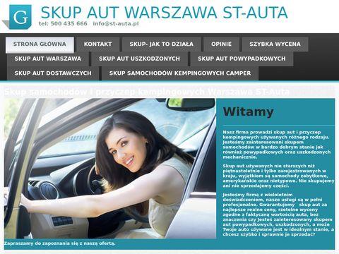 St-auta.pl skup aut