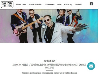Swingthing.pl - cover band