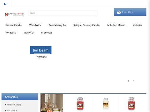 Swieczkiwarte.pl zapachowe Kringle
