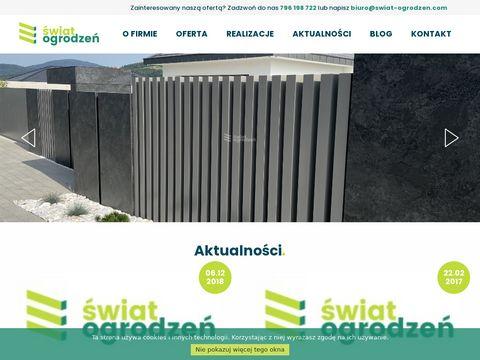 Świat-ogrodzen.com