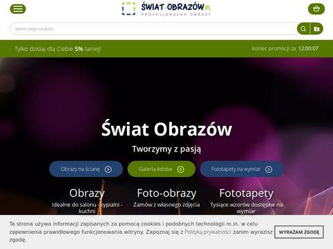 Swiat-obrazow.pl fototapet