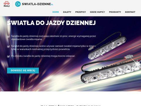 Swiatla-dzienne.pl do jazdy dziennej