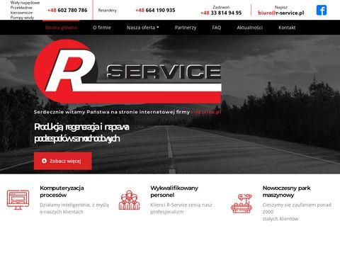R-service.pl regeneracja przekładni