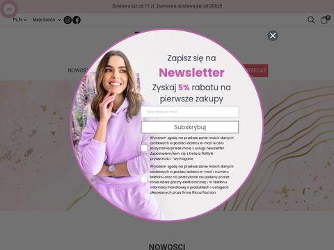 Riccafashion.pl fajna odzież damska
