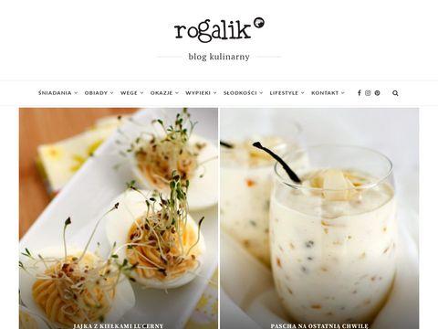 Rogalikblog.pl kulinarny
