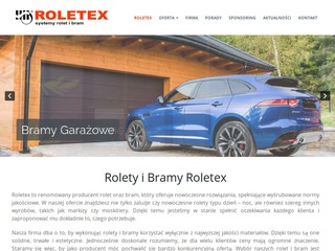 Roletex.pl markizy