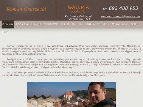 Romangruszecki.com