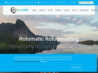 Rotomatic zsypy do gruzu