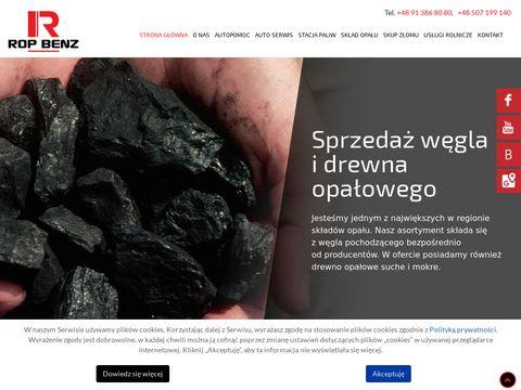 Ropbenz.pl auto serwis Rewal