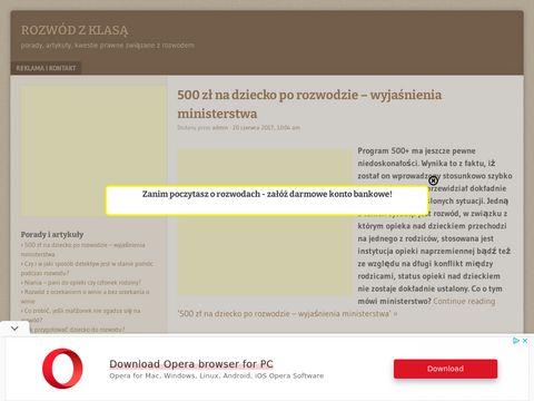 Rozwod-z-klasa.pl