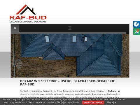 Raf-bud.eu budowa dachów Szczecin