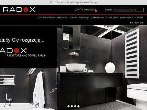 Radox Radiators Polska - grzejniki łazienkowe