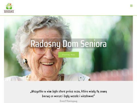 Radosnydomseniora.pl - dom opieki
