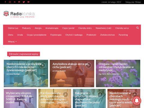 Radioklinika.pl - blog o zdrowym odżywianiu
