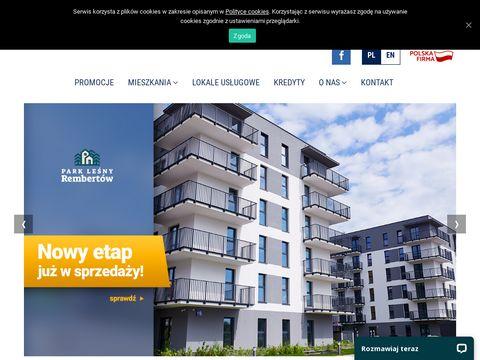 Radius Projekt - inwestycje komercyjne