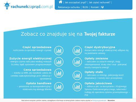Rachunekzaprad.com.pl