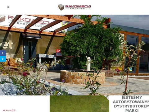 Rakowiecki.com.pl układanie kostki brukowej Zgierz