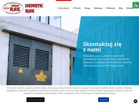 Rakfirma.com instalacje elektryczne