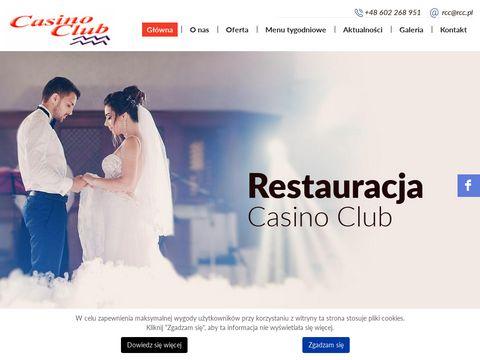 Casino sala weselna Chorzów
