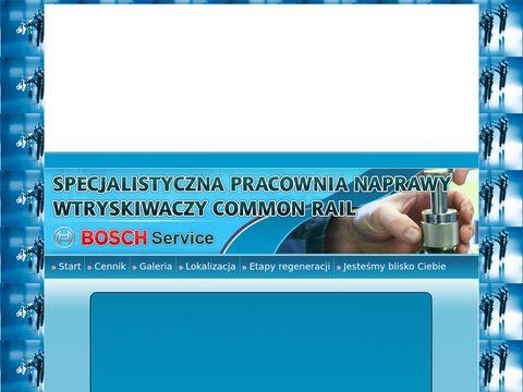 Regeneracjanaprawawtryskiwaczy.pl naprawa test
