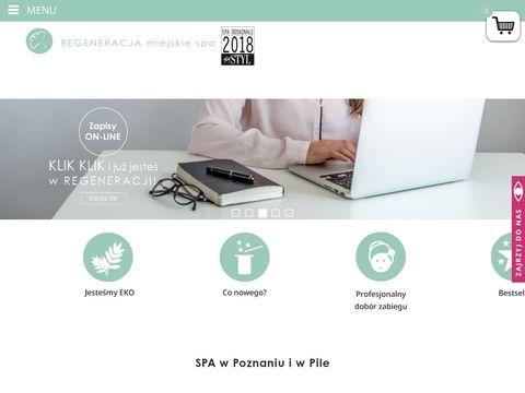 Endermologia, masaż, spa Poznań