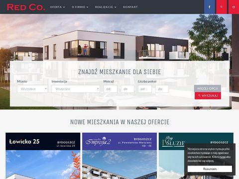 RED Co. - mieszkania Toruń