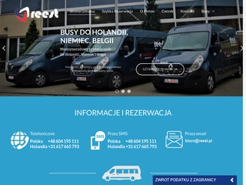 Reest.pl - Busy holandia polska