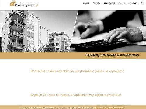 Rentownyadres.pl - home staging