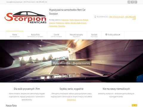 FUH Skorpion - wypożyczalnia samochodów