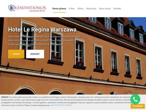 Renovations.pl renowacja drzwi