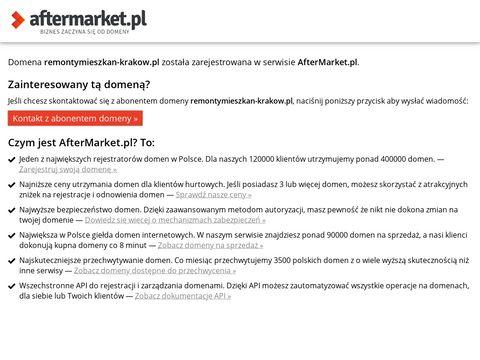 Remoncik - firma remontowa Kraków