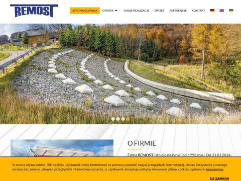 Remost.pl budowa